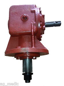 Replacement 75hp Gearbox for International Rotary Cutters, Fits all 75hp models