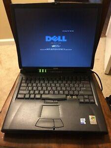 Dell Latitude C810 Pentium III 1.13GHz 512MB - Windows 2000 Pro + Dock + AC