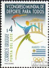 Uruguay 2027 unmounted mint / never hinged 1994 world congress