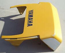 '95 FZR600 FZR 600 REAR CENTER TAIL FAIRING PLASTIC COVER COWL YAMAHA - GOOD!