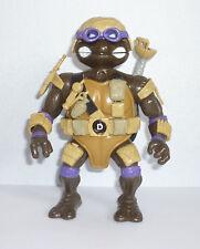 1996 TMNT Tortues Mini Mutant Donatello Doomsday Defense base Playset-COMPLET