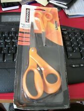2 Pair of Fiskars Heavy Duty No.8 Bent & No.5 Micro Tip Scissors  Special Price