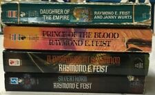 Raymond E. Feist Lot Of 4 Fantasy Paperbacks