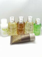 Molton Brown Ladies Body Wash / Shower Gel / Gift Set Travel Size Bottles - NEW