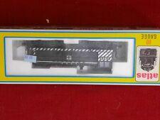 Atlas #8079 HO S2 Diesel Locomotive Santa Fe #2334 (tiger stripe) w/box-LN