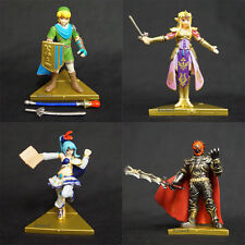 Zelda Hyrule Warriors trading figure set of 4 Lana Link Ganondorf by TOMY *NEW*
