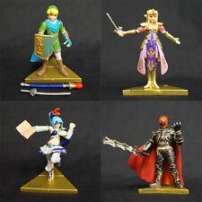 Zelda Hyrule Warriors trading figure set of 4 Lana Link Ganondorf by TOMY *NEW*