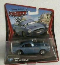 DISNEY PIXAR CARS 2 FINN McMISSILE.