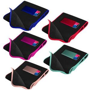 EDX Neoprene Fitness Belt with Pocket, Sweat Sauna, Slimming Vest, Waist Trimmer