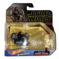 Darth Maul's Speeder - Hot Wheels Star Wars Starships New Sealed In Hand