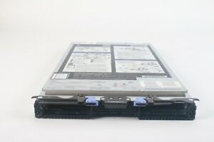 IBM 00AE749 Lame Centre Carte Mère Avec / 1x 00Y5632 Qlogic Expansion -aucun RAM