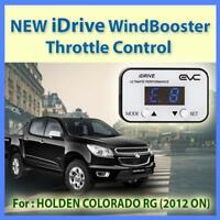 NEW IDRIVE WINDBOOSTER THROTTLE CONTROL - HOLDEN COLORADO RG 2012 ON