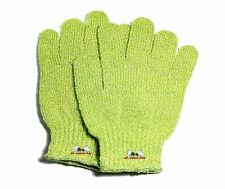 2 Stück Massage Handschuh Duschhandschuh Reinigung Peeling Peelinghandschuh