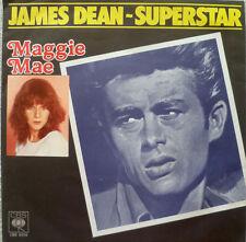 "7""  1980 RARE MINT-! MAGGIE MAE  James Dean - Superstar"