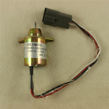 Atv,rv,boat & Other Vehicle Back To Search Resultsautomobiles & Motorcycles Energetic Solenoid Relay Fuel Shutdown Shut Off Solenoid For Yanmar 119233-77932 John Deere Tractor