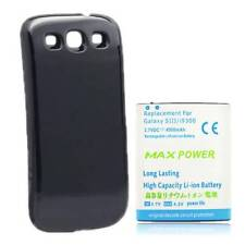 4500mAh Rechargeable Extended Battery with Back Case For Samsung Galaxy S3 i9300