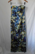 CAROLINE MORGAN, SIZE 8, BNWT, FORMAL/WEDDING MAXI DRESS