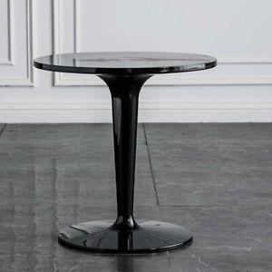 "Mini 20"" Round Acrylic Coffee Table"