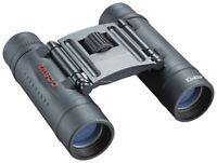 NEW! Tasco 168125 Essentials Roof Prism Roof MC Box Binoculars, 10 x 25mm, Black