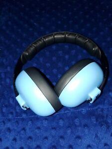 Banz Blue Headphones