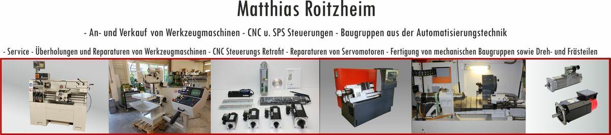 Roitzheim-Werkzeugmaschinen