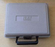 Genuine Nuby, Nintendo Gameboy original dur étui rangement, voyage
