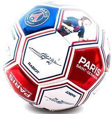 PARIS SAINT GERMAIN FC 2017 Size 5 Ball Photo Signature Match Football EUR16 PSG