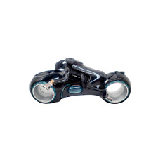 2010 Spin Master Disney Tron Legacy Deluxe Light Cycle Sam Flynn Loose No Box