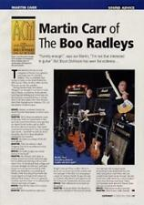 Boo Radleys UK 'Guitarist' Interview Clipping