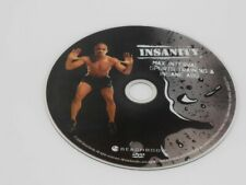 dvd Beachbody Insanity Replacement Max Interval Sports Training & Insane Abs