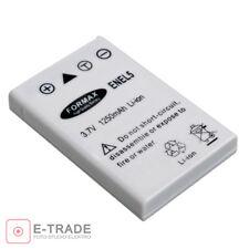 Formax Digital Camera Battery EN-EL5 for Nikon CoolPix P510 P520 P530 P6000