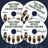 Huge Collection of Old Time Sci-Fi Radio Shows–2897 Mp3 - 4 DVD/ 697 Hours OTR