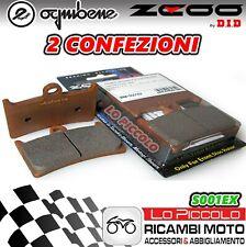ZCOO S001 EX Pastiglie freno Yamaha YZF R1 Anteriore - Marrone