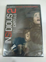 Insidious Chapter 2 - DVD + Extra Regione 2 Spagnolo Inglese Nuovo