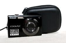 NIKON COOLPIX S3000 Compact Digital Camera UNTESTED