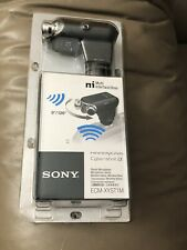 Sony ECM-XYST1M Stereo Microphone (Black) New Open Box