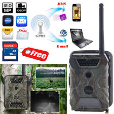 16GB 12MP MMS GPRS Game Trail Scouting Hunting Camera AcornGuard AG-680M Outdoor