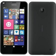 UNLOCKED NOKIA RM-975 LUMIA 635 WINDOWS BLACK CELL PHONE FIDO ROGERS KOODO AT&T+