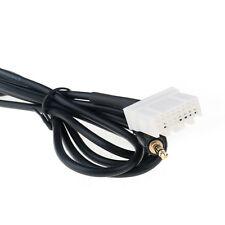 Input Cable Aux Audio 3.5mm For 2006 up Mazda3 Mazda6 Mazda2 Mazda5 Mazda RX8 US