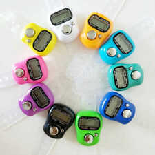 Cheapest! Digital Finger Ring Tally Counter Hand Row counter Tasbeeh - Dhikr