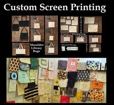 Custom Printing Calico Bag Printing Drawstring Printing Promotional Printing