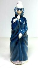 "Retired Royal Doulton ""Masque"" #Hn2554 Signed English Porcelain Figurine ~ 8.75"""