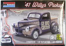 Monogram 1/25 1941 Willys Pickup Plastic Model Kit 85-4058 854058