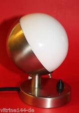 BAUHAUS Tischleuchte KUGEL-Lampe LAURITSEN / Design Gispen Opalglas