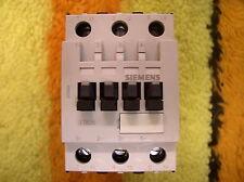 SIEMENS 3TF3500-OA CONTACTOR 120V
