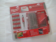 Milwaukee Tools 55 pc. Drill and Drive Set 48-32-8002