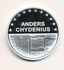 Finland 2003 10 Euro Silver Coin Proof - Chydenius 1789-1803 Free trade & press
