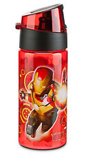 Disney Store Marvel Iron Man Water Bottle New