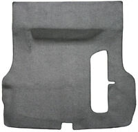 1955-57 Chevy Bel Air Trunk Carpet -Loop|Hardtop,Sedan,w/Spare Tire Cutout