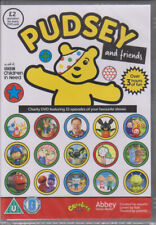 Pudsey -  Teletubbies Peter Rabbit Furchester Hotel Pootle 5 Cbeebies NEW R2 DVD